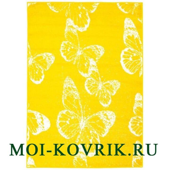 Ковер Carpet City Yellow Eva