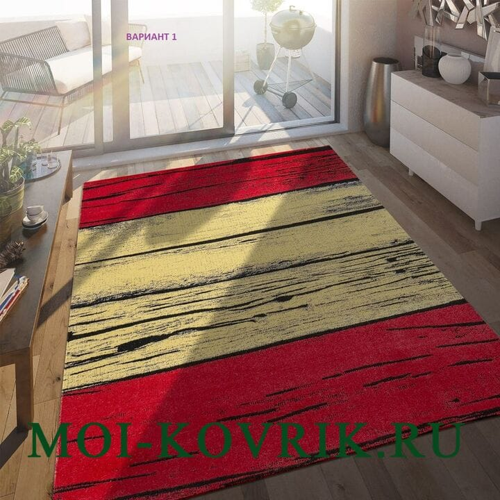 Ковер Paco Home Flagge Assorti