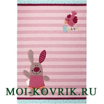 Ковер Sigikid Happy Friends Stripes