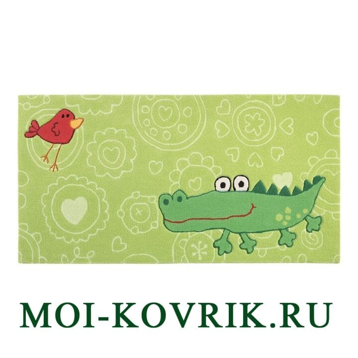 Ковер Sigikid Happy Zoo Crocodile