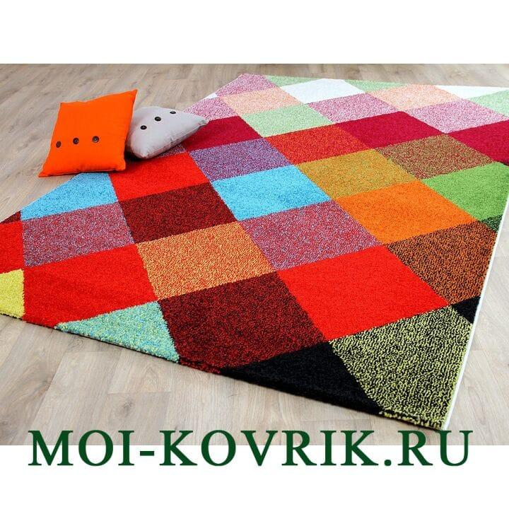 Ковер Funky Karo Colore