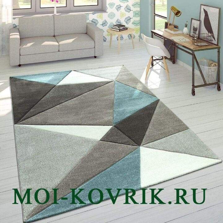 Ковер Paco Home Pastell Rendeo