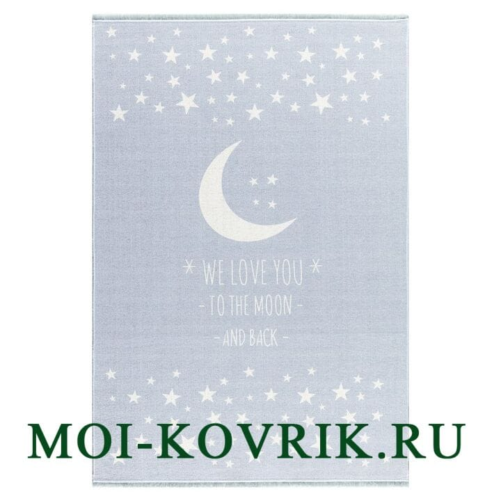 Ковер Livone Moon Lightblue