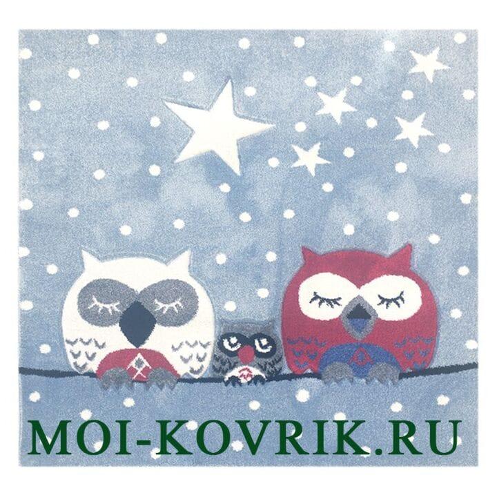 Ковер Livone  Owl Blau