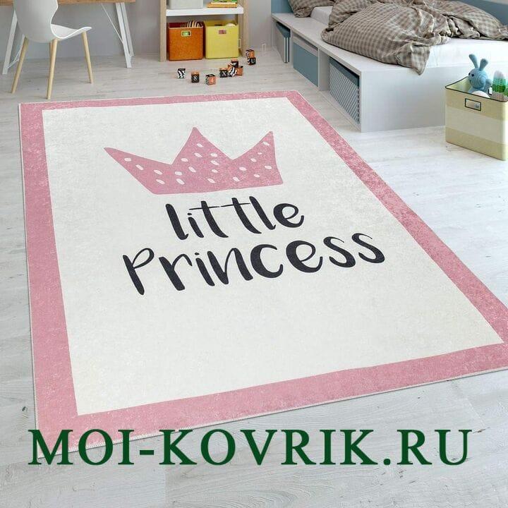 Ковер Paco Home Prinzessin Spruch
