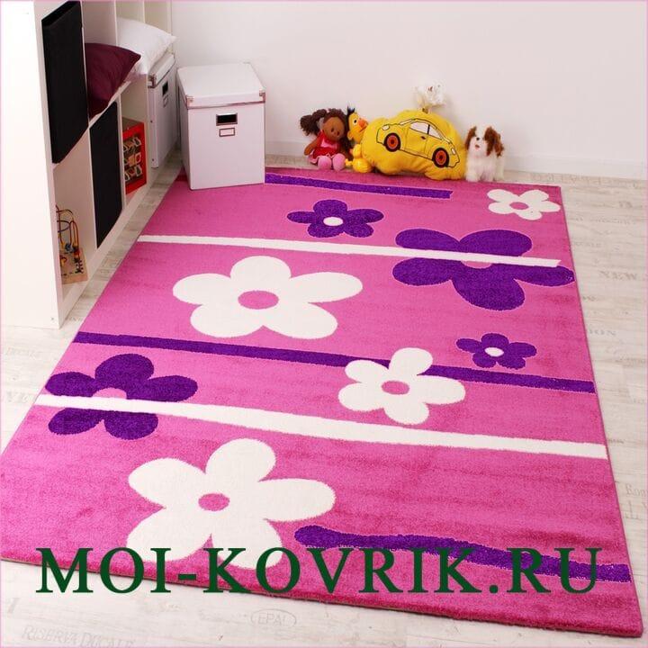 Ковер Paco Home Flower Pattern